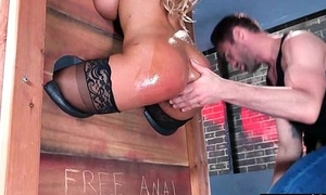 Hard Anal Sex Round Big Butt Naughty Girl (Bridgette B) video-14