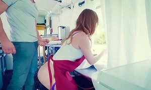 Brazzers - Brazzers Exxtra -  When The Food Truck Is A Rockin... instalment starring Alex Blake and Sean