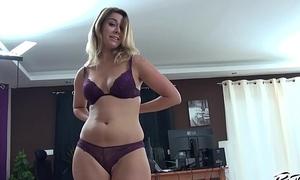Russian slut Ani Black Wicked one enjoy new cock well