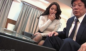 41Ticket - Japanese Grown-up Caught Going to bed Stepbrother (Uncensored JAV)