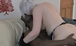 Monster Cock Be beneficial to Mature Maid