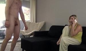 Mom Gets Fucked By Sleepwalking Daughter - Fifi Foxx &amp_ Cock Ninja
